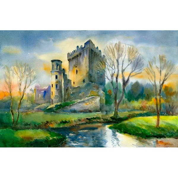 Blarney Castle Autumn