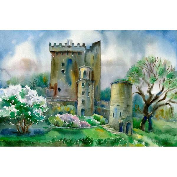 Blarney Castle Springtime