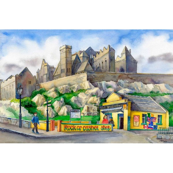 Rock of Cashel Castle Shop
