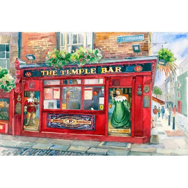 Temple Bar No.48, Pub, Dublin