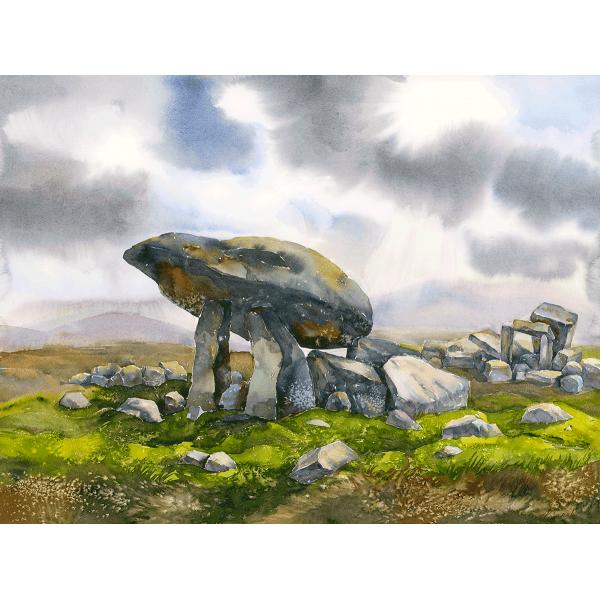 Donegal Dolmen - Original