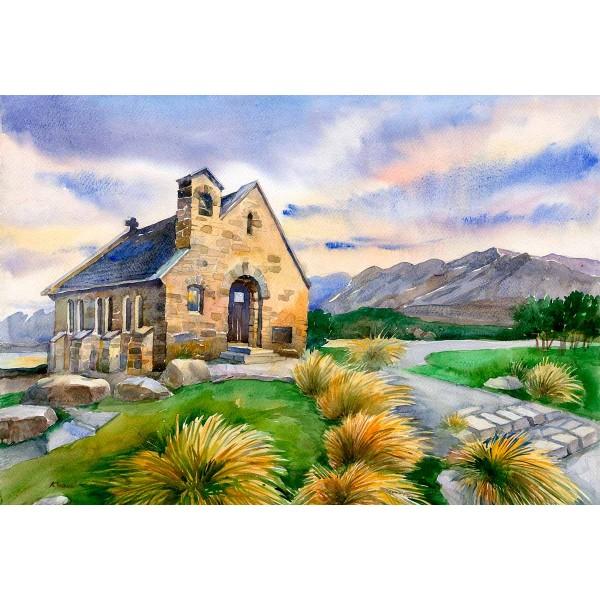 Church of the Good Shepherd Tekapo