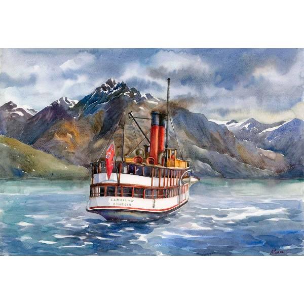 Queenstown Steamer